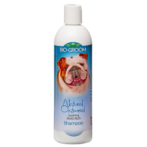 Шампунь BioGroom Natural Oatmeal Shampoo овсяный для собак 355мл