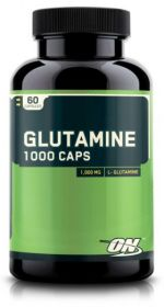 Optimum Nutrition Glutamine Caps 1000 (60 капс.)