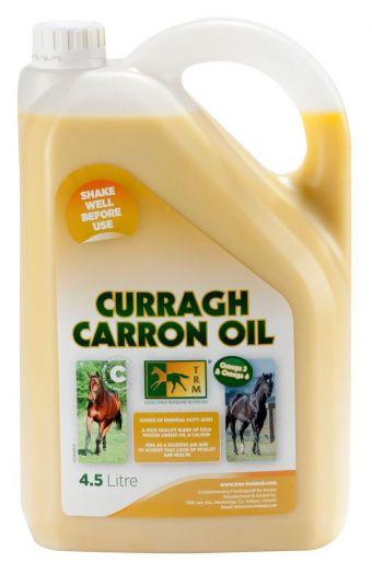 TRM Curragh Carron Oil. Лен и кальций. Источник Омега 3,6,9 жирных кислот. 4,5 литра