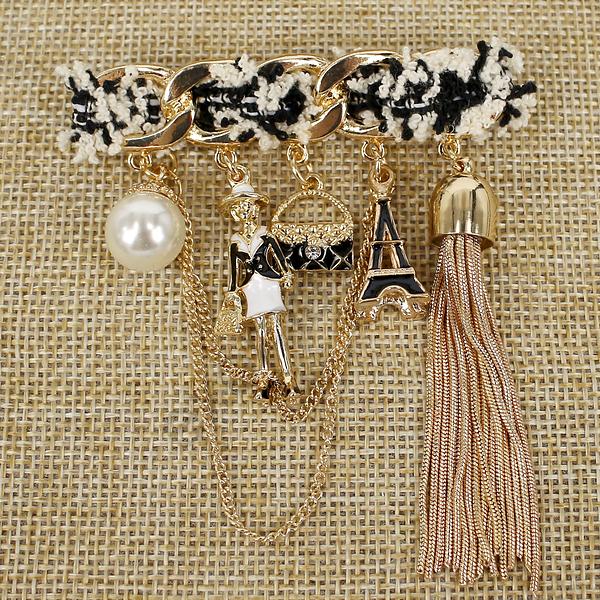 Брошь Fashion Jewelry. Брошь HAND MADE