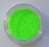 Меланж (втирка) неоновая зеленая Neon #2, 1 грамм (0,2 мм)