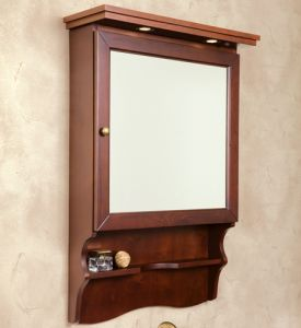 Зеркало-шкаф La Beaute Lorette