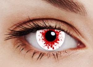 Линза Кровавый глаз