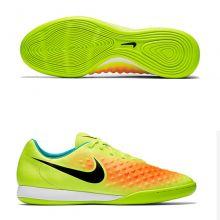 Футзалки Nike Magista Onda II IC салатовые