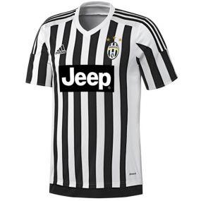 Футболка adidas Juventus FC Home Replica Jersey белая