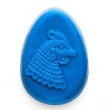 Форма для мыла Яйцо курица (БП)