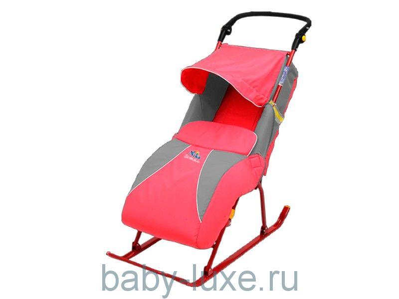 Санки-коляска Тимка 2+ (Т2+)