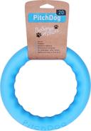 PitchDog 20 Игровое кольцо для апортировки голубое (20 см)