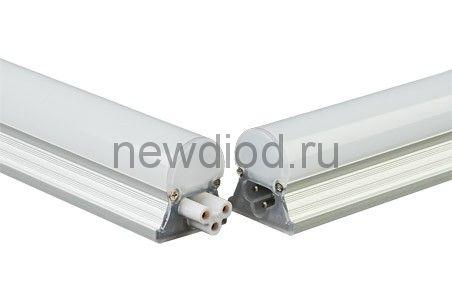 Светильник светодиодный СПБ-Т5-eco 5Вт 6500К 160-260В 400лм IP40 300мм