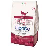 Monge Cat Indoor Корм для домашних кошек (400 г)