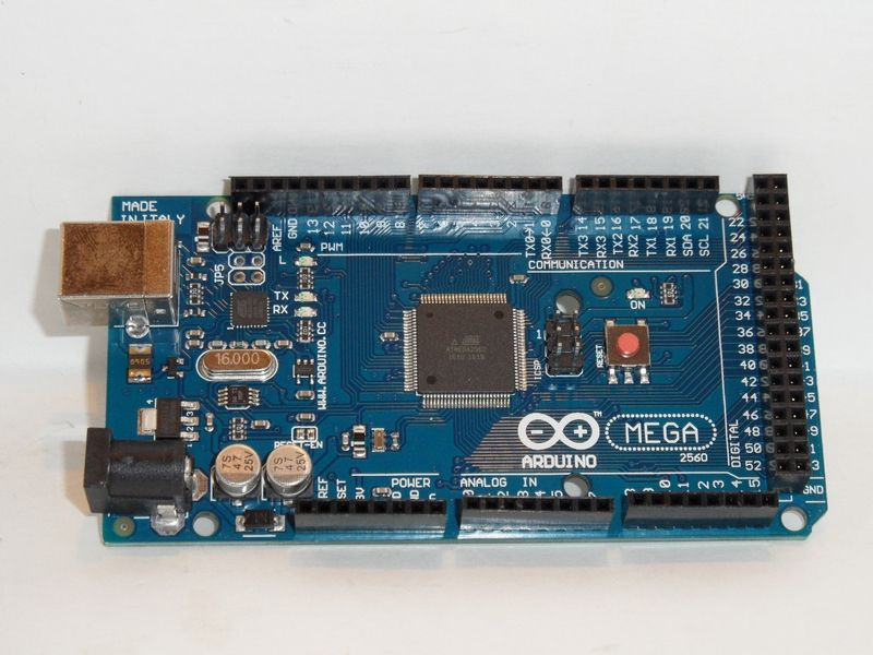 Arduino Mega 2560 / 8bit