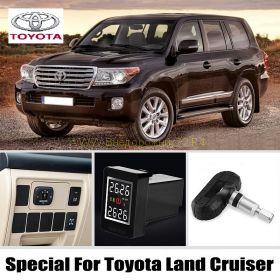 Система контроля давления в шинах Toyota