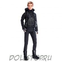 """Коллекционная кукла Питта """"Голодные Игры: Сойка—Пересмешница"""" Часть 2  - The Hunger Games: Mockingjay—Part 2 Peeta Doll"""