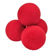 "2"" High Density Ultra Soft Sponge Ball (красные) от  Goshman (за 4 шт)"