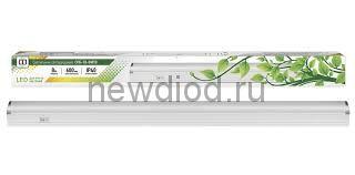 Светильник сд СПБ-T8-ФИТО 12Вт 160-260В IP40 900мм для роста растений