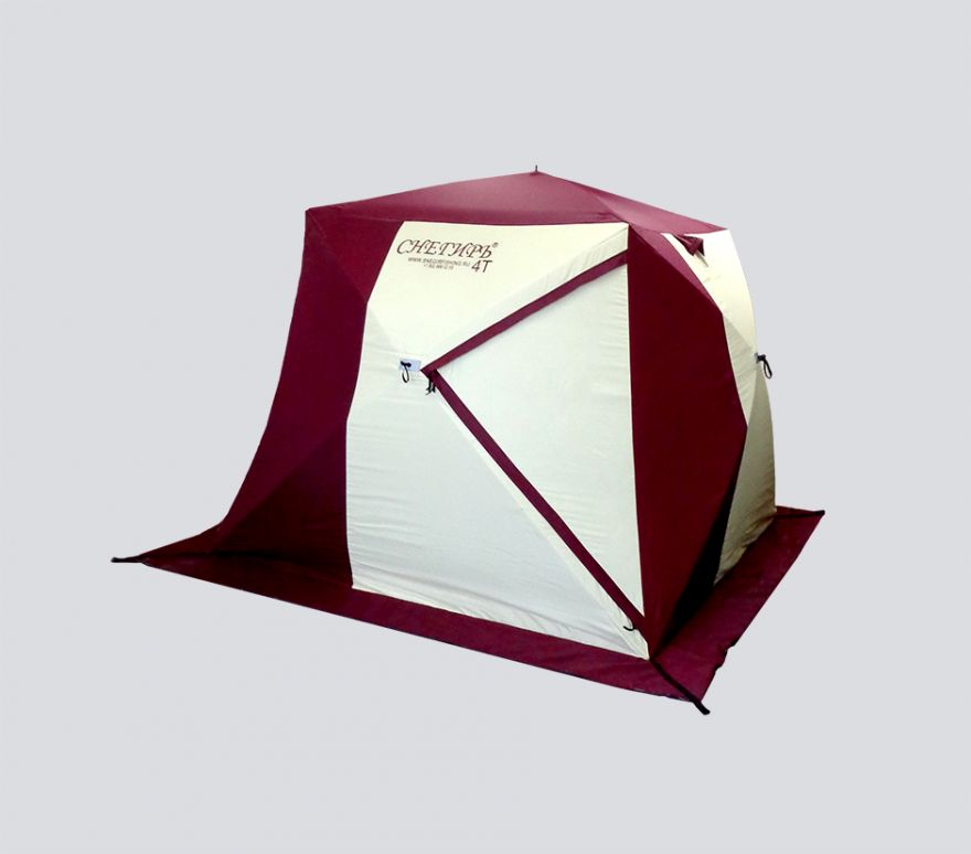 """Палатка """"Снегирь 4Т"""""""