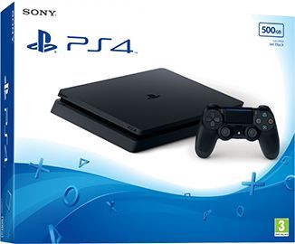 Sony Playstation 4 Slim 500 ГБ (CUH-2008A)