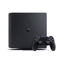 Игровая приставка Sony Playstation 4 Slim 500 ГБ CUH-2216A + Бонус (Фигурка Funko)