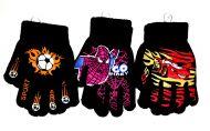 Перчатки детские для мальчика(1-5лет, 4-8г)-65руб