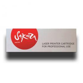 Картридж SAKURA CE255A для HP LaserJet P3010/3015/3015d/3015dn/3015x, черный, 6000 к