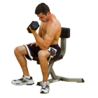 Спортивный стул Body Solid GST-20