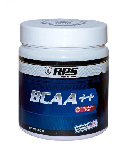 RPS BCAA++ 8:1:1 200 гр. банка - Виноград