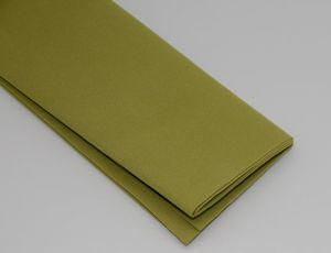 Фоамиран Иранский, толщина 1 мм, размер 60х70 см, цвет оливковый (1 уп = 5 листов)