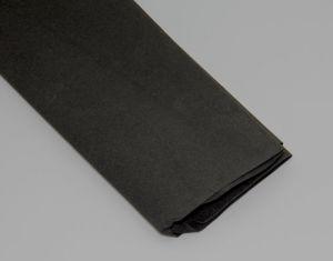 Фоамиран Иранский, толщина 1 мм, размер 60х70 см, цвет чёрный (1 уп = 5 листов)
