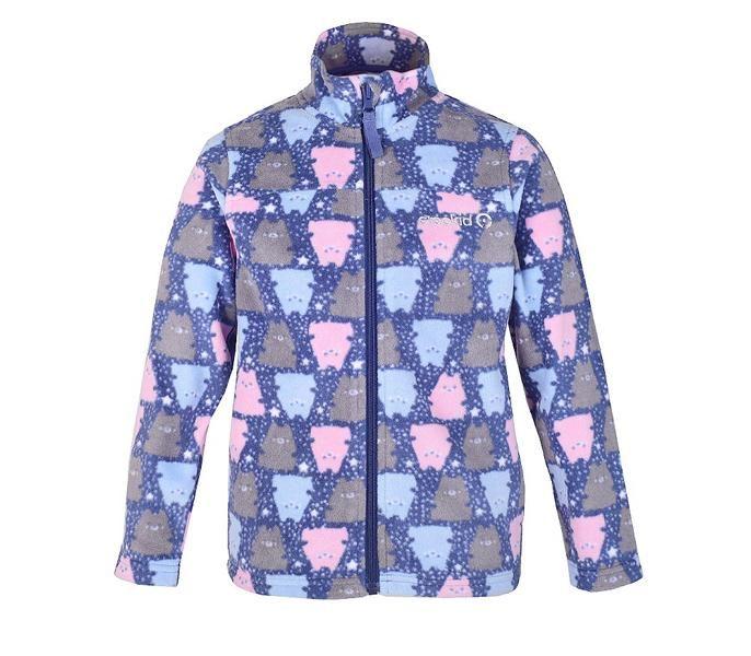 Куртка для девочки Нежное веселье