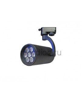Светодиодный светильник SPOT для трека 7W 3500К 680Лм Белый дневной свет