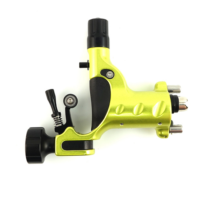DRAGONFLY Rotary Tattoo Machine X2 - Crazy Lime