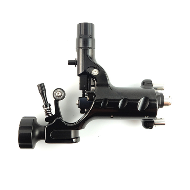 Stingray Rotary Tattoo Machine X2 in Evil Black