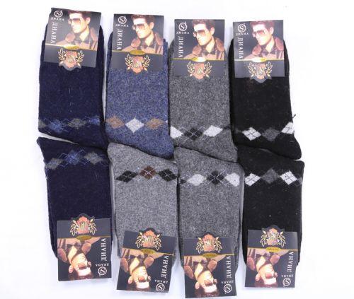 Мужские носки ангора -45 руб