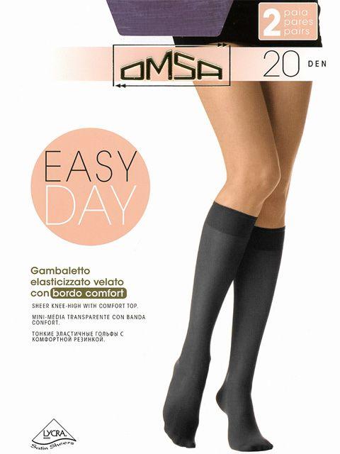 Гольфы EASY DAY 20 (2 п.) Omsa