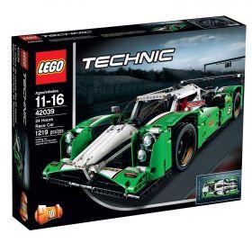 Lego Technic 42039 Гоночный автомобиль #