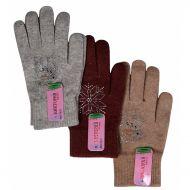 Перчатки женские (начес)-93руб