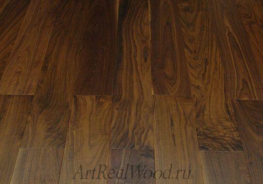 Паркетная доска Орех Американский 117 Wood Bee