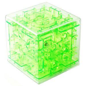 Головоломка Куб зеленая