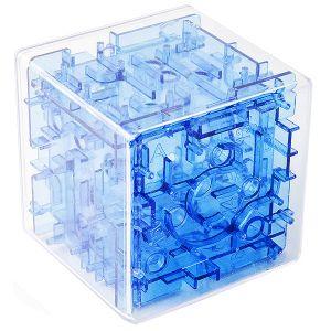 Головоломка Куб синяя