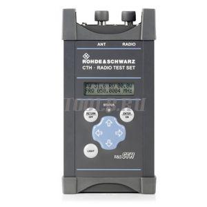 Rohde & Schwarz R&S CTH100A - портативные тестеры для проверки радиостанци