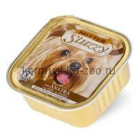 «Mister Stuzzy Dog» консервы для собак (с уткой)