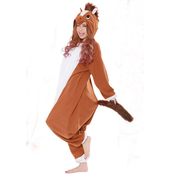 Пижама Кигуруми Лошадь_01