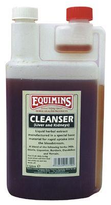 Equimins Cleanser. Для выведения токсинов из печени и почек. 1 литр