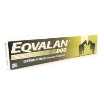 EQVALAN DUO Paste (ивермектин и празиквантел), 1 шприц