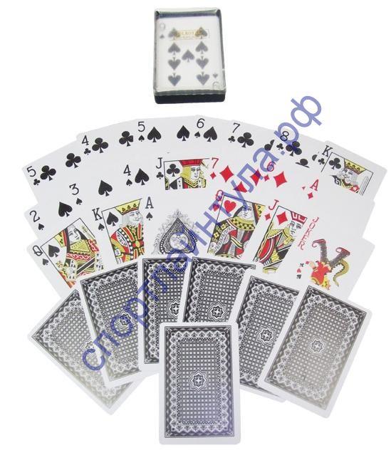 Карты игральные 54 листа Royal