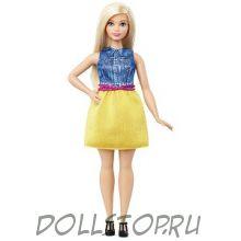 Игровая Барби Модница Шикарное шамбре - Barbie Fashionistas Doll 22 Chambray Chic