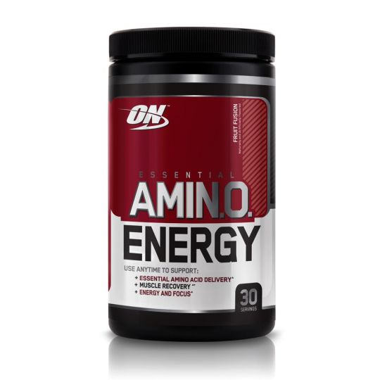 Комплекс аминокислот Optimum Nutrition Essential Amino Energy 30 порций (serv)
