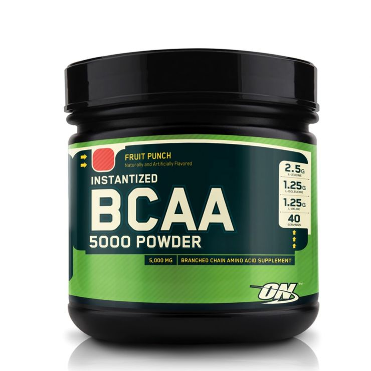 Optimum Nutrition BCAA 5000 Powder (345-380 гр)