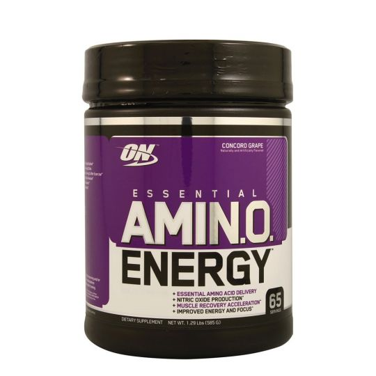 Комплекс аминокислот Optimum Nutrition Essential Amino Energy 65 порций (serv)