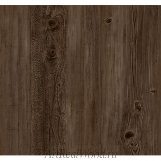 Кварц-виниловая плитка 8204 Тик темный с замковым соединением